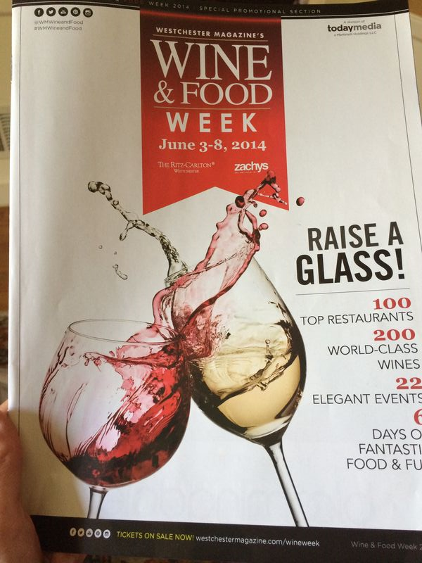 Westchester Wine & Food Week Guide
